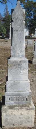DERBY, SAMUEL G. - Saline County, Nebraska   SAMUEL G. DERBY - Nebraska Gravestone Photos
