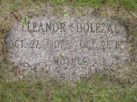 DOLEZAL, ELEANOR - Saline County, Nebraska | ELEANOR DOLEZAL - Nebraska Gravestone Photos