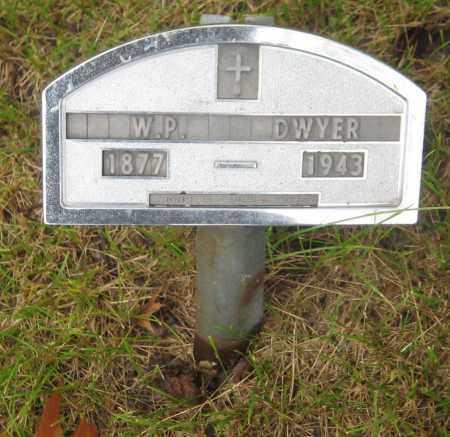 DWYER, W. P. - Saline County, Nebraska | W. P. DWYER - Nebraska Gravestone Photos