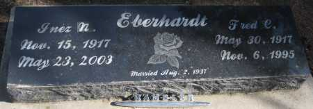 EBERHARDT, FRED C. - Saline County, Nebraska   FRED C. EBERHARDT - Nebraska Gravestone Photos