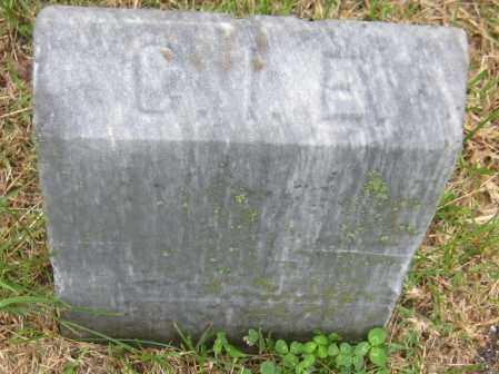 ELDRED, CORA I. - Saline County, Nebraska   CORA I. ELDRED - Nebraska Gravestone Photos