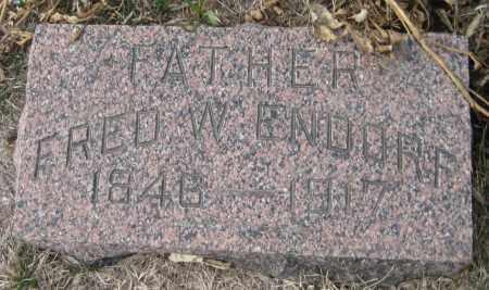 "ENDORF, FRIEDRICH WILHELM ""FRED"" - Saline County, Nebraska | FRIEDRICH WILHELM ""FRED"" ENDORF - Nebraska Gravestone Photos"
