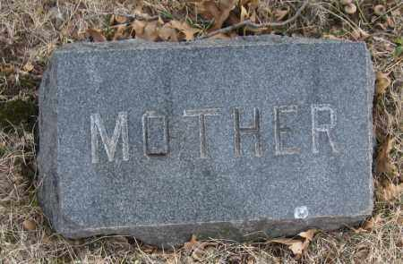 ENDORF, FRIEDERICKA - Saline County, Nebraska | FRIEDERICKA ENDORF - Nebraska Gravestone Photos