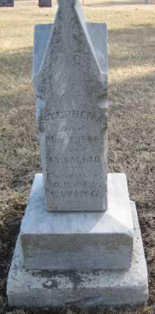EWING, STEPHEN A. - Saline County, Nebraska | STEPHEN A. EWING - Nebraska Gravestone Photos