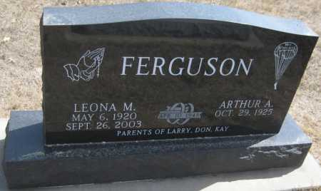 FERGUSON, LEONA M. - Saline County, Nebraska | LEONA M. FERGUSON - Nebraska Gravestone Photos