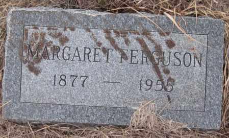 FERGUSON, MARGARET - Saline County, Nebraska | MARGARET FERGUSON - Nebraska Gravestone Photos