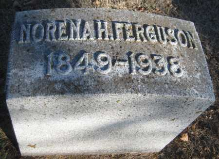 FERGUSON, NORENA H. - Saline County, Nebraska | NORENA H. FERGUSON - Nebraska Gravestone Photos