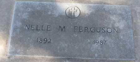 FERGUSON, NELLE M. - Saline County, Nebraska | NELLE M. FERGUSON - Nebraska Gravestone Photos