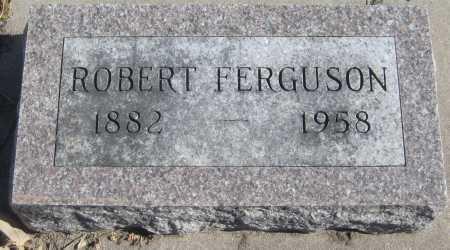 FERGUSON, ROBERT - Saline County, Nebraska | ROBERT FERGUSON - Nebraska Gravestone Photos