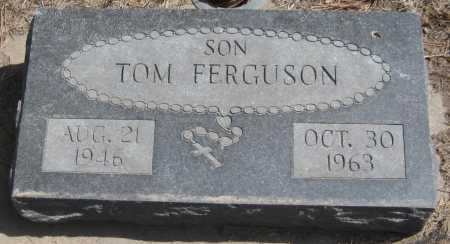 FERGUSON, TOM - Saline County, Nebraska | TOM FERGUSON - Nebraska Gravestone Photos