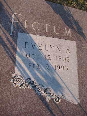 RAKOSNIK FICTUM, EVELYN. A. - Saline County, Nebraska | EVELYN. A. RAKOSNIK FICTUM - Nebraska Gravestone Photos
