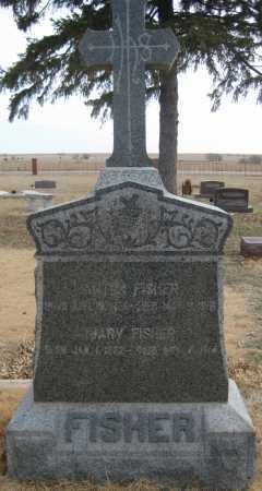 FISHER, MARY - Saline County, Nebraska | MARY FISHER - Nebraska Gravestone Photos