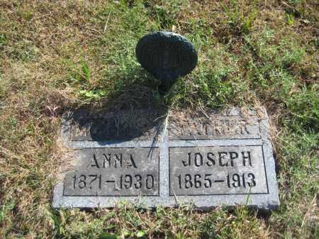 FITL, JOSEPH F. - Saline County, Nebraska | JOSEPH F. FITL - Nebraska Gravestone Photos