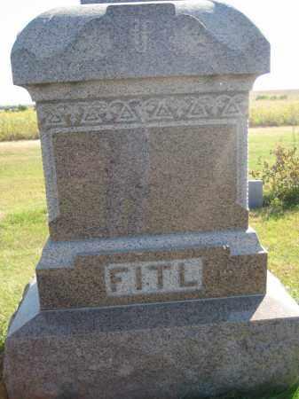 FITL, FAMILY STONE - Saline County, Nebraska | FAMILY STONE FITL - Nebraska Gravestone Photos