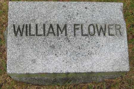 FLOWER, WILLIAM - Saline County, Nebraska   WILLIAM FLOWER - Nebraska Gravestone Photos