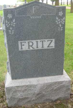 FRITZ, FAMILY MONUMENT - Saline County, Nebraska | FAMILY MONUMENT FRITZ - Nebraska Gravestone Photos