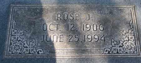 FRITZ, ROSE J. - Saline County, Nebraska   ROSE J. FRITZ - Nebraska Gravestone Photos