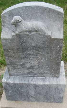 GADOW, LENORA L. - Saline County, Nebraska   LENORA L. GADOW - Nebraska Gravestone Photos
