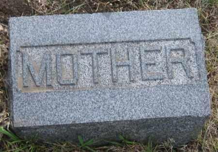 GADOW, WILHELMINE - Saline County, Nebraska | WILHELMINE GADOW - Nebraska Gravestone Photos
