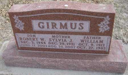 GIRMUS, SYLVIA J. - Saline County, Nebraska | SYLVIA J. GIRMUS - Nebraska Gravestone Photos