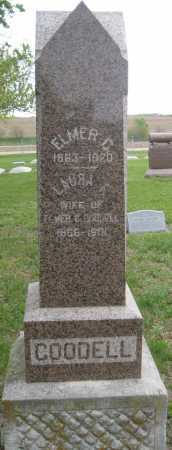 GOODELL, LAURA F. - Saline County, Nebraska | LAURA F. GOODELL - Nebraska Gravestone Photos