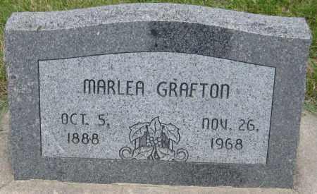 GRAFTON, MARLEA - Saline County, Nebraska | MARLEA GRAFTON - Nebraska Gravestone Photos