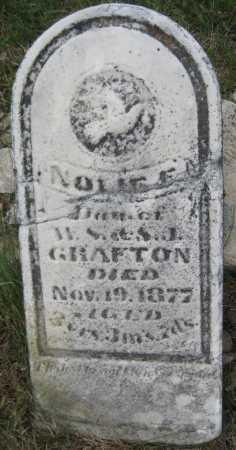GRAFTON, NOLLE E. - Saline County, Nebraska | NOLLE E. GRAFTON - Nebraska Gravestone Photos