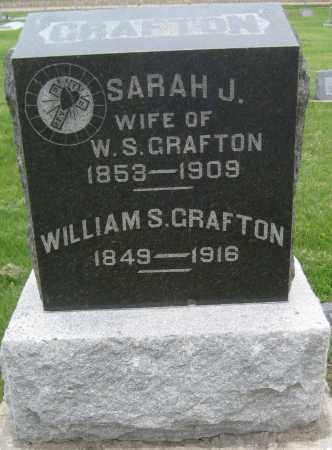 GRAFTON, WILLIAM S. - Saline County, Nebraska | WILLIAM S. GRAFTON - Nebraska Gravestone Photos