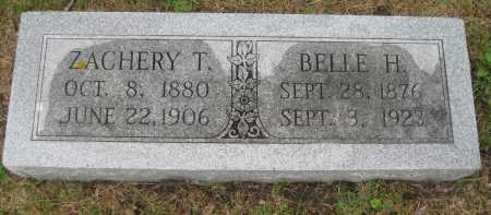 GREER, ZACHERY T. - Saline County, Nebraska | ZACHERY T. GREER - Nebraska Gravestone Photos