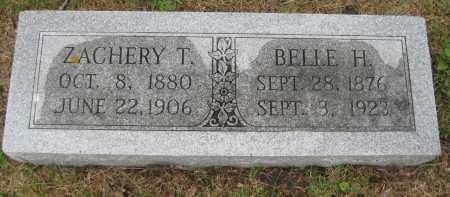GREER, BELLE H. - Saline County, Nebraska | BELLE H. GREER - Nebraska Gravestone Photos