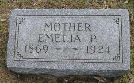 GROSS, EMELIA P. - Saline County, Nebraska   EMELIA P. GROSS - Nebraska Gravestone Photos