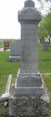 GROSS, FAMILY MONUMENT - Saline County, Nebraska | FAMILY MONUMENT GROSS - Nebraska Gravestone Photos