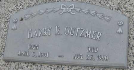 GUTZMER, HARRY R. - Saline County, Nebraska   HARRY R. GUTZMER - Nebraska Gravestone Photos