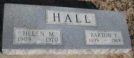 HALL, HELEN M. - Saline County, Nebraska | HELEN M. HALL - Nebraska Gravestone Photos