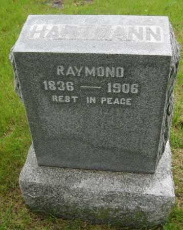 HARTMANN, RAYMOND - Saline County, Nebraska   RAYMOND HARTMANN - Nebraska Gravestone Photos