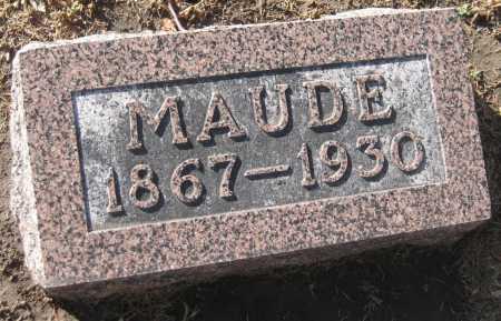 HAVENS, MAUDE - Saline County, Nebraska | MAUDE HAVENS - Nebraska Gravestone Photos