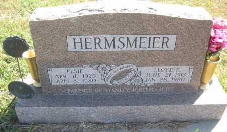 SIPEK HERMSMEIER, ELSIE - Saline County, Nebraska | ELSIE SIPEK HERMSMEIER - Nebraska Gravestone Photos