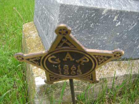 HERROD, SANFORD - Saline County, Nebraska | SANFORD HERROD - Nebraska Gravestone Photos