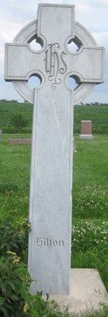 HILTON, FAMILY MONUMENT - Saline County, Nebraska   FAMILY MONUMENT HILTON - Nebraska Gravestone Photos