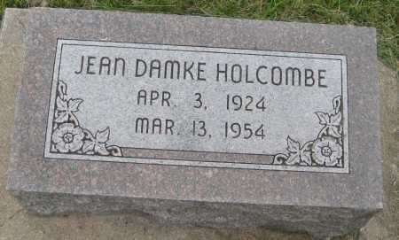 HOLCOMBE, JEAN - Saline County, Nebraska | JEAN HOLCOMBE - Nebraska Gravestone Photos