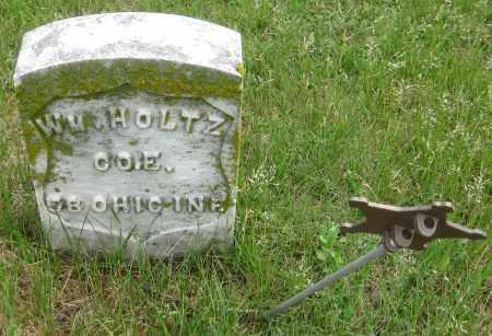 HOLTZ, WILLIAM - Saline County, Nebraska | WILLIAM HOLTZ - Nebraska Gravestone Photos