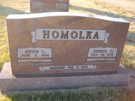 HOMOLKA, SHERYL D. - Saline County, Nebraska   SHERYL D. HOMOLKA - Nebraska Gravestone Photos