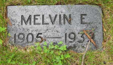 HOPKINS, MELVIN E. - Saline County, Nebraska | MELVIN E. HOPKINS - Nebraska Gravestone Photos
