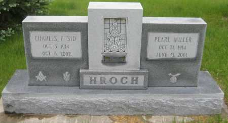 HROCH, PEARL - Saline County, Nebraska | PEARL HROCH - Nebraska Gravestone Photos
