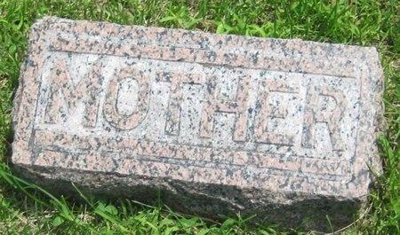 HULICK, CATHERINE - Saline County, Nebraska   CATHERINE HULICK - Nebraska Gravestone Photos