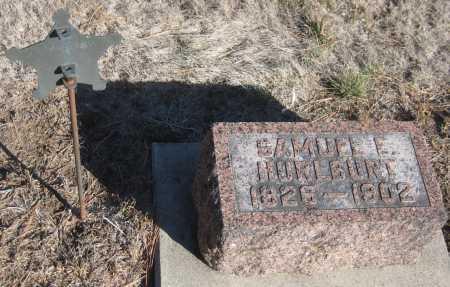 HURLBURT, SAMUEL E. - Saline County, Nebraska | SAMUEL E. HURLBURT - Nebraska Gravestone Photos