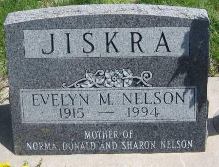 JISKRA, EVELYN M. - Saline County, Nebraska | EVELYN M. JISKRA - Nebraska Gravestone Photos