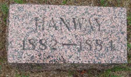 JONES, HANWAY - Saline County, Nebraska | HANWAY JONES - Nebraska Gravestone Photos