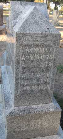 JONES, LAWRENCE A. - Saline County, Nebraska | LAWRENCE A. JONES - Nebraska Gravestone Photos