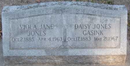 JONES, VIOLA JANE - Saline County, Nebraska | VIOLA JANE JONES - Nebraska Gravestone Photos